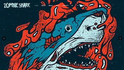 Zombie Shark Movie