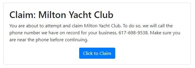 claim marina on marinas.com