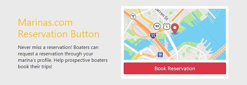marinas.com reservation button