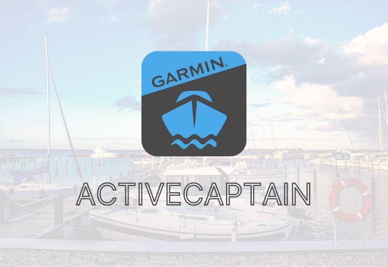 Garmin ActiveCaptain for marinas